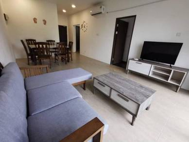 Fully Furnished Balinese Style REX Apartment At BDC Stutong