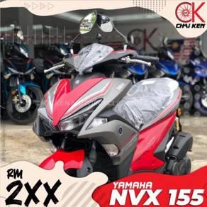 Yamaha nvx155 new mco 2.0 offer