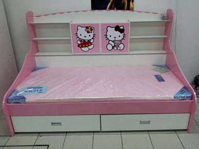 Cartoon Child Bed Fullset