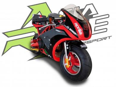 Pocket Bike ZR2 Aprilia RSV4 Replika 2017