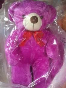 Teddy bear saiz 1meterrr
