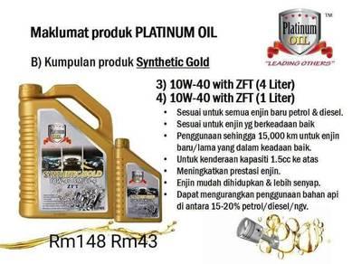 Minyak Platinum Oil Zft