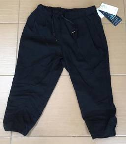 Jogger pants japan women new with tag