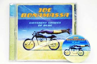 Original CD - JOE BONAMASSA - Different Shades NEW