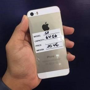 Iphone 5s 64GB (MY-Set)