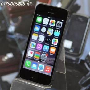 Iphone 5 warna hitam 32g ori