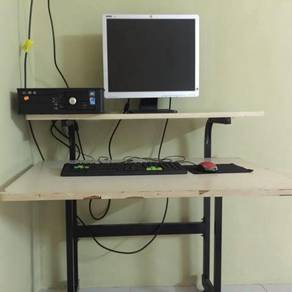 Desktop Fullset untuk dijual