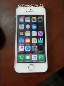 Iphone 5s warna putih 16g