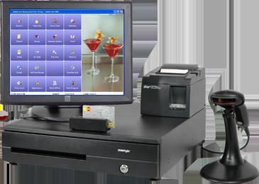 Pos system set registers cashier etc shop ii