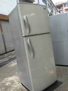 Fridge LG Refrigerator 2 Doors Peti Ais Sejuk Ice