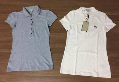 Authentic Burberry new and use shirt 2ps