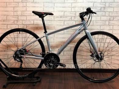 NEW FUJI HYBRID 24SP ALTUS ROADBIKE BICYCLE Bike
