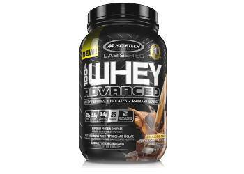 Muscletech advance whey isolate protein susu gym