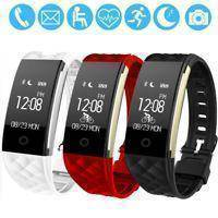 Heart Rate Smartband Fitness Tracker Monitor