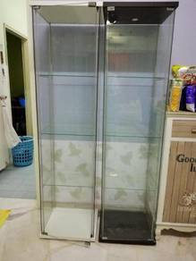 Ikea Display Glass cabinet