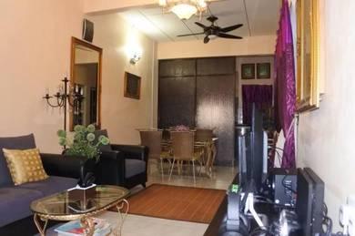 BOOKING RENDAH, Loan 100% Teres 1 Tingkat Di Rambai Jaya Melaka