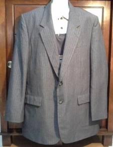 Men's coat~gray