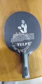 Tulpe 5 -ply wood Table tennis Bat (Hand shake)