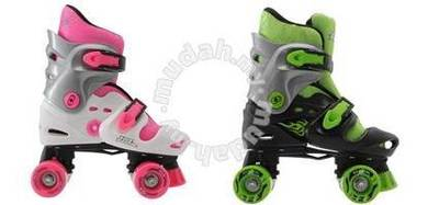 No Fear Spirit Skate (QuadRoller Skate)