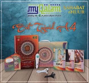 My Qalam Wakaf Ibtida A4Tajwid Al Quran Digital
