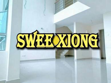 ALL SEASON PARK Penthouse Duplex 1602SF 2CPk KEY AT HAND CHEAPEST UNIT