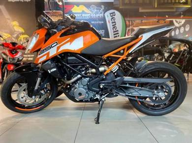 Ktm duke 250 very low deposit199