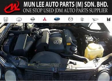 Halfcut Mercedes Benz W210 2.4L V6 Auto