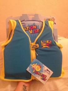 Slazenger Float Vest Swim Children (Baju Renang