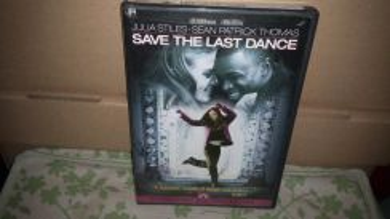 DVD Save The Last Dance