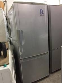 National 2 doors fridge Peti Sejuk Ais