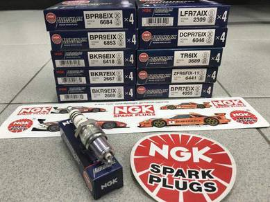 NGK JAPAN Iridium Spark Plug NA / Turbo Original