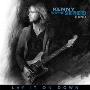 The Kenny Wayne Shepherd Band Lay it On Down LP