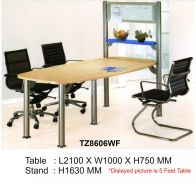 Furniture / 7' Conference Table For 7 Pax TZ8606WF