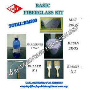 Basic Fiberglass Kit