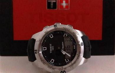 Tissot Touch II - Under Warranty