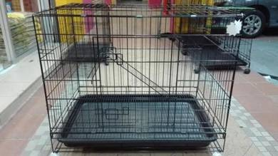 New Cat Cage - Sangkar Kucing