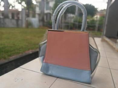 PVC Jelly Women Handbag