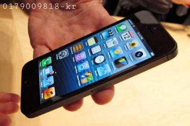 Iphone 5 seconhan 16g rom