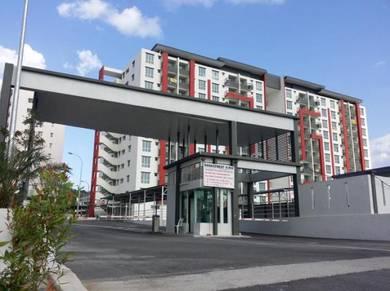 1212sf Green Suria Apartment Bandar Tun Hussein Onn mahkota cheras