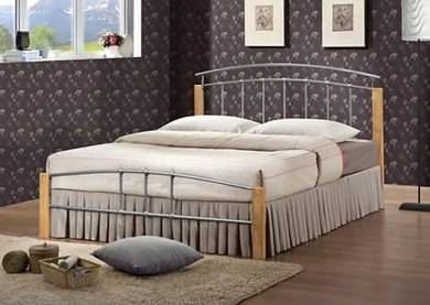 Queen size matel bed frame (PF-8871) 20/4