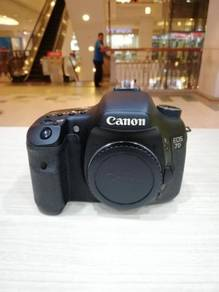 Canon eos 7d body - 97% new (sc 44k only)