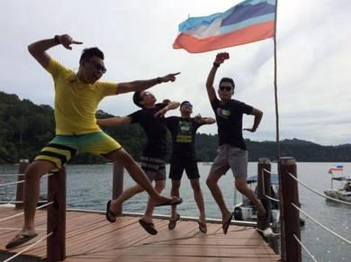Bajet Tour KK Kundasang