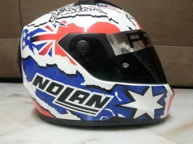 Nolan N64 Helmet XL Casey Stoner