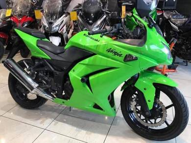 Kawasaki Ninja 250r Used Secondhand ~ WR*6219