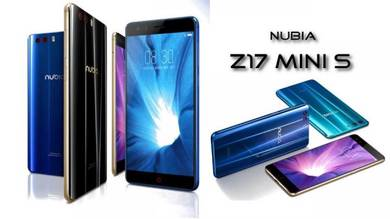 NUBIA Z17 mini S (6GB RAM   64GB ROM   4 KAMERA)MY