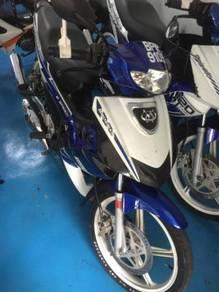 Modenas dinamik (motor terpakai puchong)