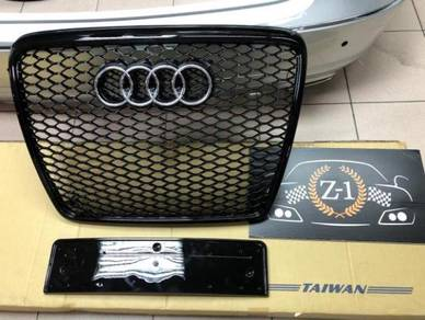 Audi A6 C6 RS6 Front Grille Bodykit