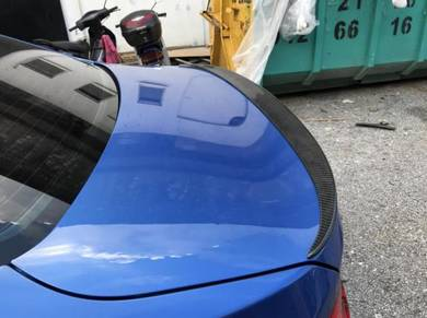 BMW F30 M performance spoiler F30 spoiler Carbon