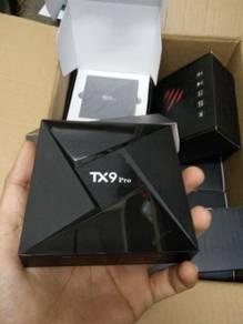 Modem decoder Tx9 pro octa core 3g/32g box