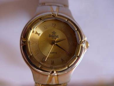 Slimstar Quartz Small Gold Watch